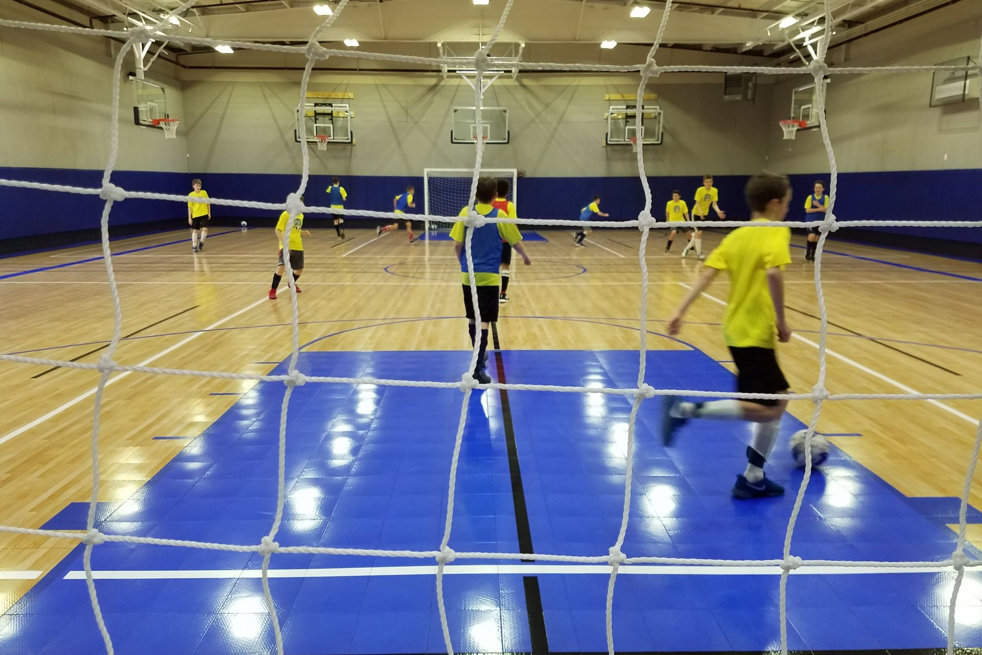 Full Court, Futsal